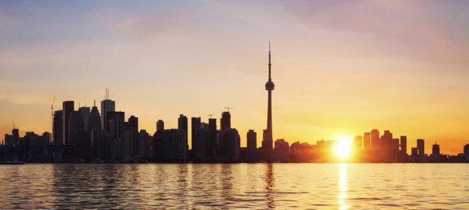 Feature: Toronto Skyline